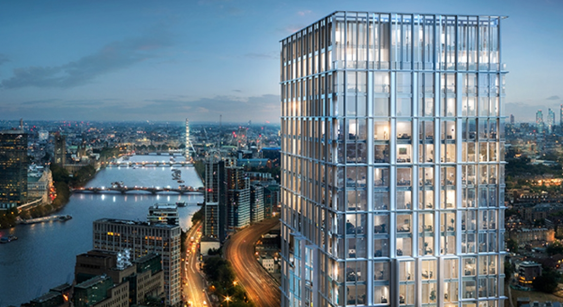 DAMAC Tower Nine Elms