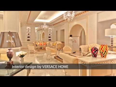 Embedded thumbnail for DAMAC Residences with interiors by Versace Home at Al Jawharah