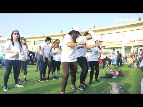 Embedded thumbnail for Dubai Fitness Challenge 2018 first weekend