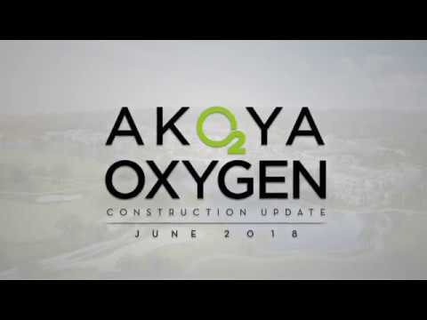 Embedded thumbnail for AKOYA Oxygen latest developments June 2018