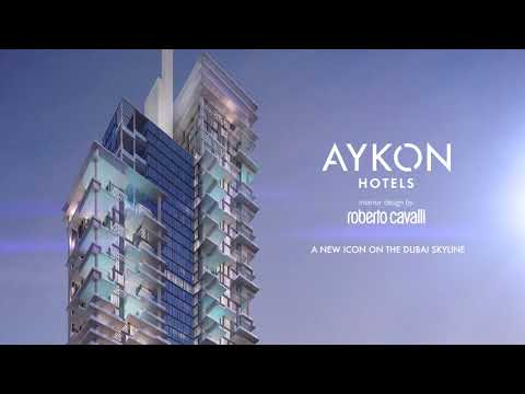 Embedded thumbnail for AYKON Hotels with interior design by Roberto Cavalli