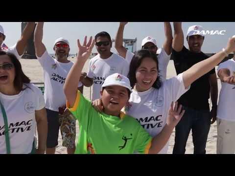 Embedded thumbnail for Dubai Fitness Challenge: Kite Beach