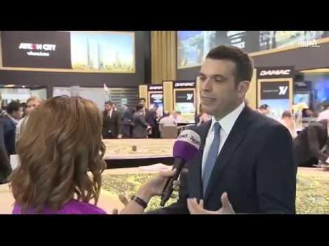 Embedded thumbnail for DAMAC Properties at Cityscape Global 2016 – Al Arabiya TV