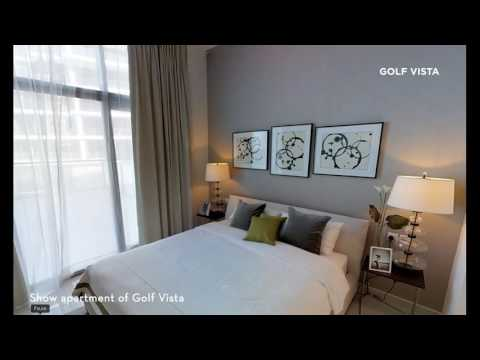 Embedded thumbnail for Video tour of Golf Vista residential apartments at DAMAC Hills