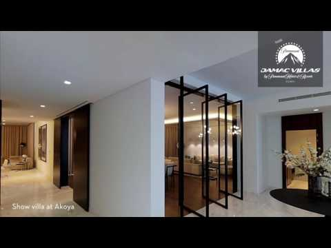 Embedded thumbnail for Video tour of DAMAC Villas by Paramount Hotels & Resorts Dubai