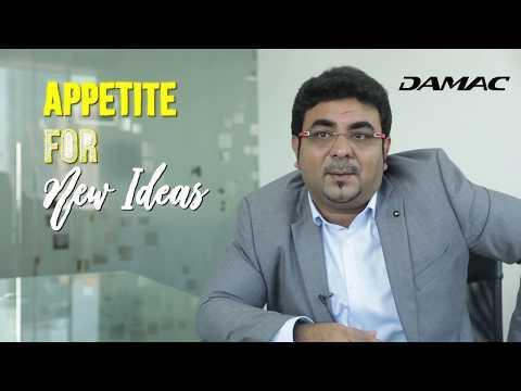 Embedded thumbnail for Inside DAMAC: Siraj Khan