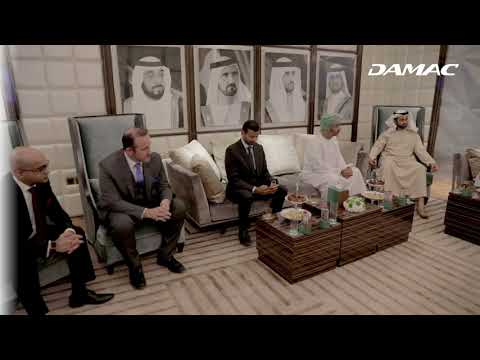Embedded thumbnail for DAMAC's listing of our 400 million USD Sukuk on Nasdaq Dubai