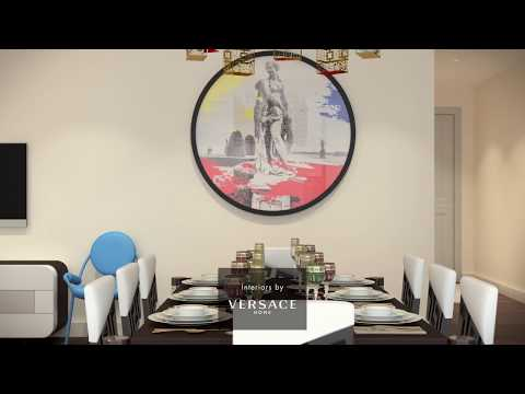 Embedded thumbnail for Luxury apartments in London - AYKON London One