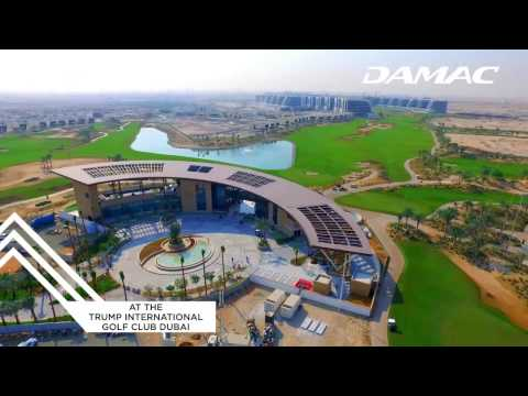 Embedded thumbnail for Trump Estates at DAMAC Hills